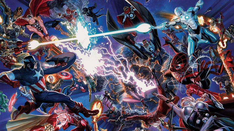 marvel epic fight