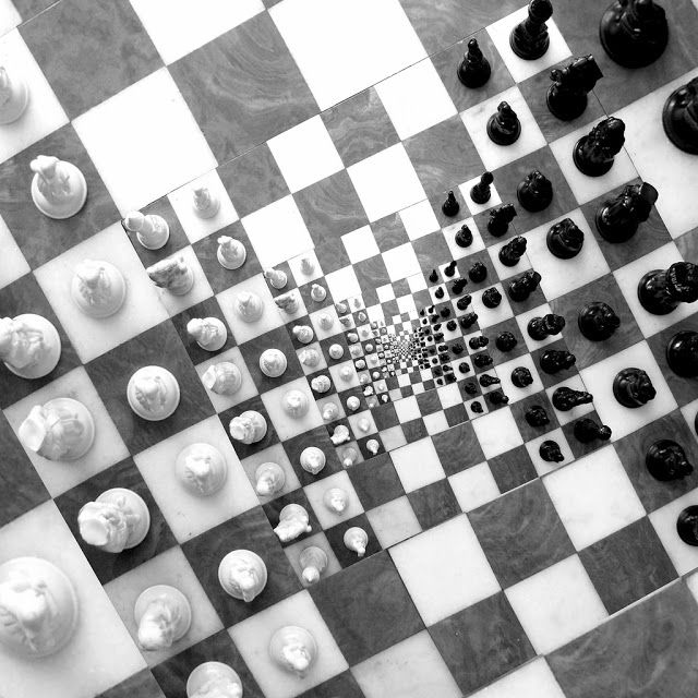 chess spiral