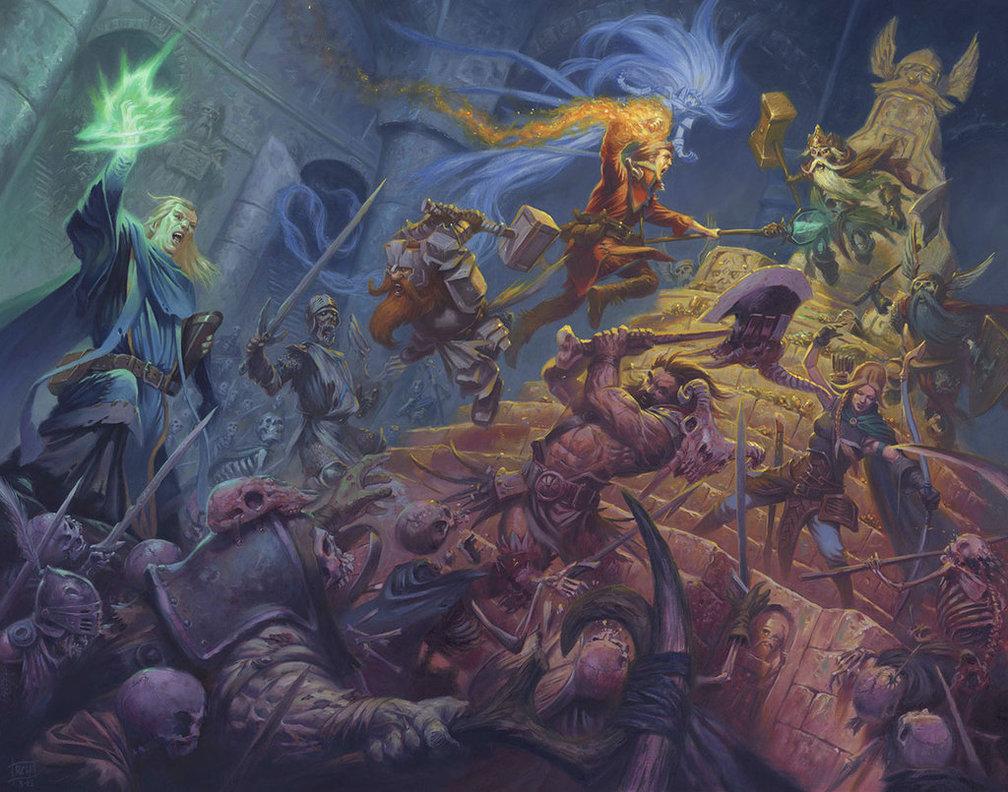 dungeon_saga_by_ralphhorsley-d8wqiea