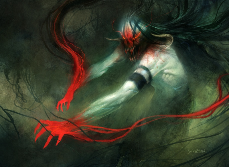 Bloodghast - Magic: The Gathering art